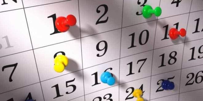 KÖNYVELŐZÓNA: adózási határidők a 2016. évi szja bevalláshoz